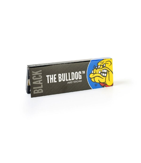 Papel Seda Black The Bulldog - SM00058