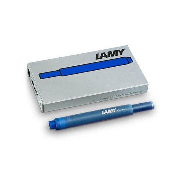 Cartucho de Tinta LAMY T10 Azul (5 unidades)