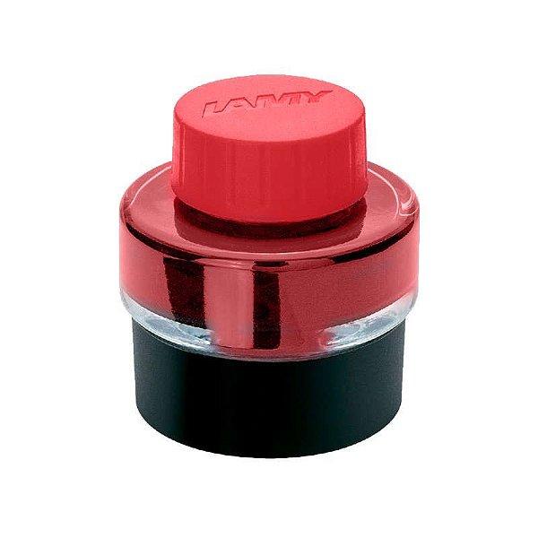 Frasco de Tinta LAMY T51 Vermelho 30ml
