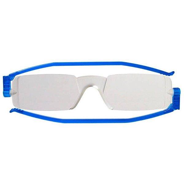 Óculos de Leitura Compact 1 Nannini Azul