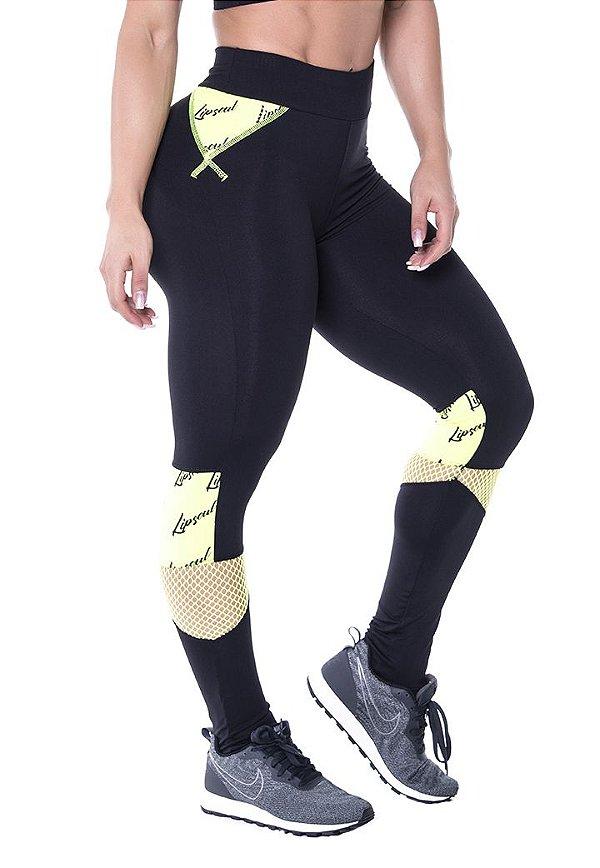 Legging Fitness Roupa de ginástica 5018