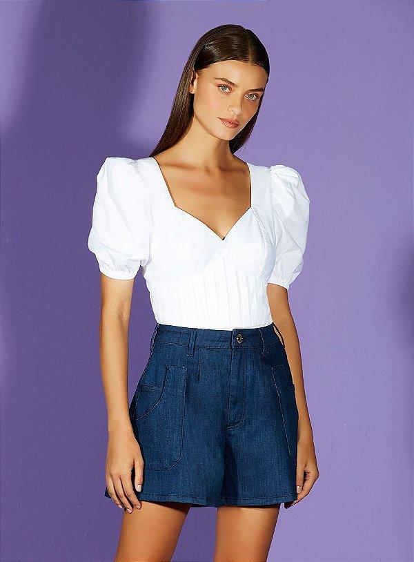 Shorts Jeans Soltinho - TUFI DUEK