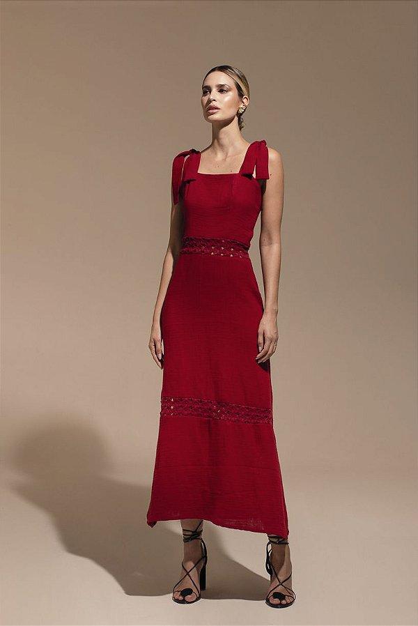Vestido Astromelia - LENNA