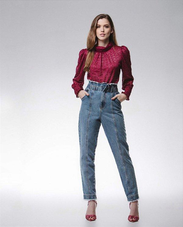 Calça Jeans Clochard - LOTTUS