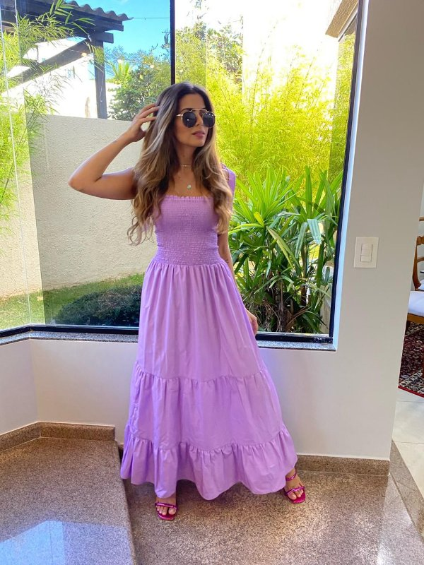 Vestido Loysa - Brunna Lettieri Atelie