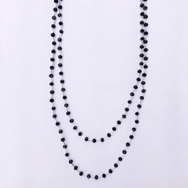 Colar Longo - Crystal