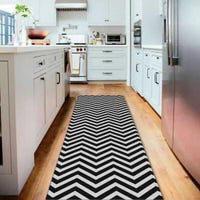 Passadeira de Cozinha 0,40cm zigzag