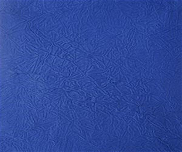 Cetim Amassado Azul Royal-Largura 2,70mts