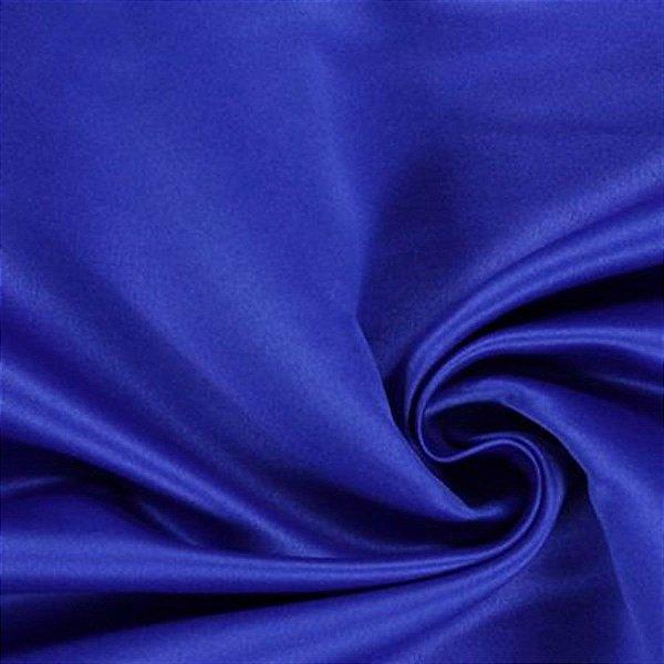 Cetim Liso 3mts Azul Royal