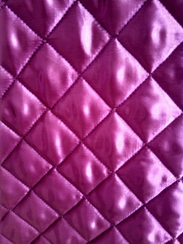Matelassê 1,40  Largura-MA303 cor violeta