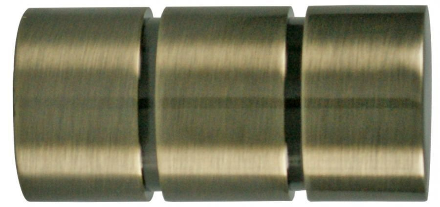 Ponteira Steel Ouro Velho -28mm