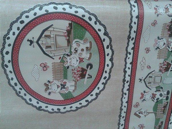 Oleado Térmico Vaquinhas