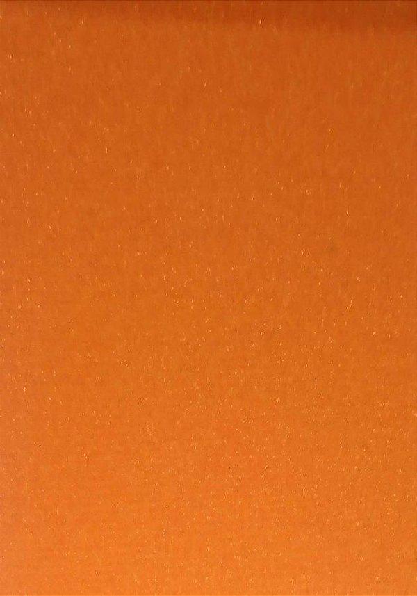 Veludo Sintetico Cenoura