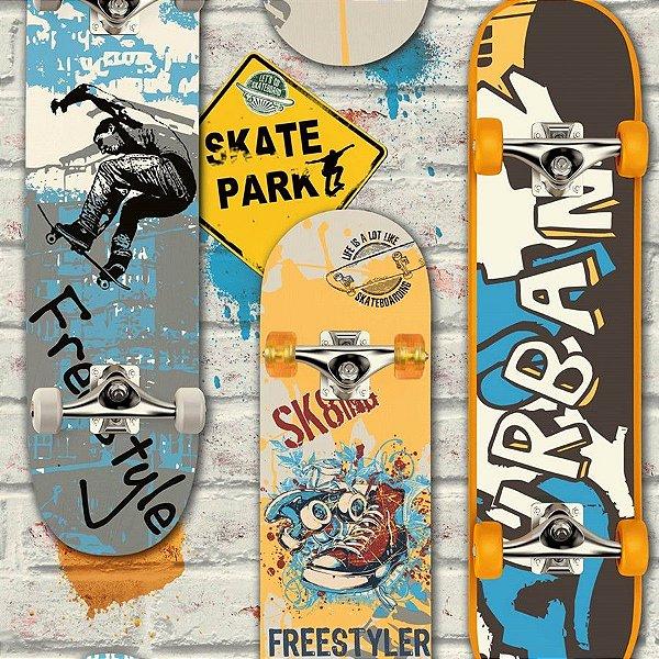 Papel de Parede Freestyle - L295-05
