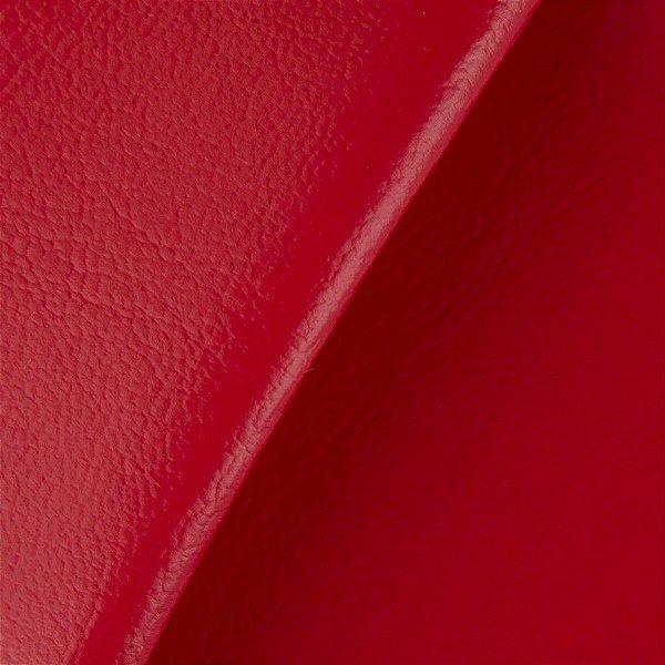 Sintético Courvim Para Estofado Lebaron -09 Vermelho Largura 1,40m - LB-09