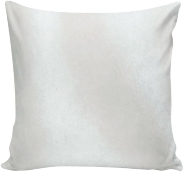 Almofada Veludo Branco