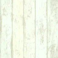 Papel De Parede Cinza com Marfim Vinilico Garde SZ002717