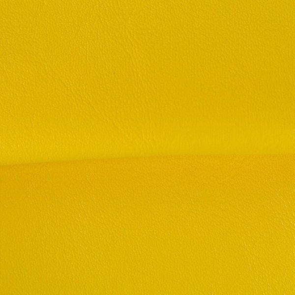 Sintético Courvim Para Estofado Camboriu -05 Amarelo Largura 1,40m - CAM-05