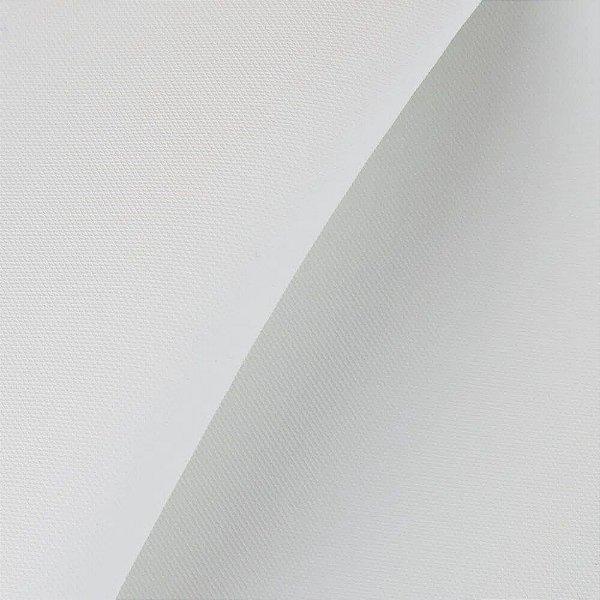 Sintético Courvim Para Estofado Guaruja -01 Gelo Largura 1,40m - GUJ-01
