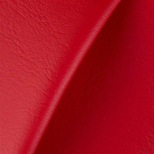 Sintético Courvim Para Estofado Maragogi -04 Vermelho Largura 1,40m - MAG-04