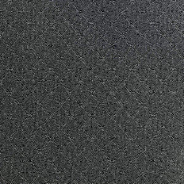 Tecido Para Estofado Veludo Pavia Geométrico 10 Chumbo - Largura 1,40m - PGE-10