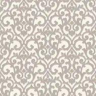 Papel de parede Florence Branco Arabesco FR87221