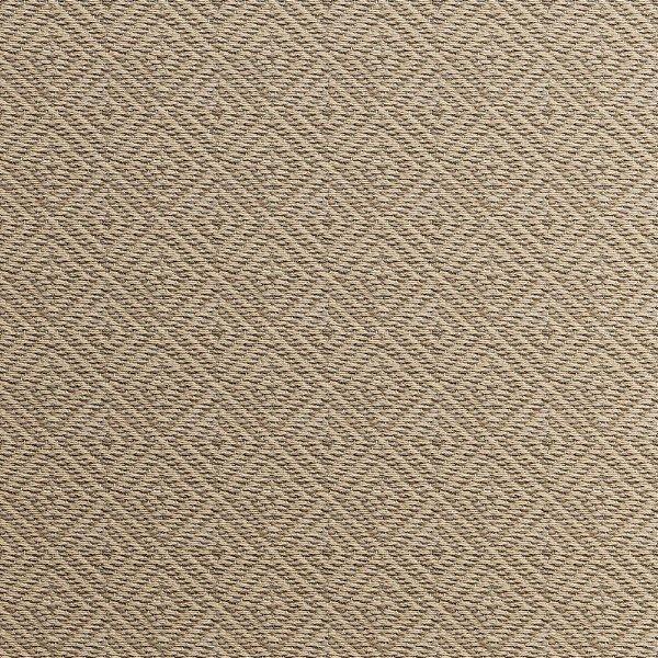Tecido Para Estofado Helen 02 Rústico Quadriculado Bege - Largura 1,40m - HEL-02
