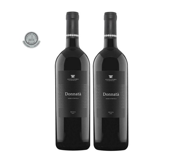 "Pack 20% OFF - Donnatà - Nero D""Avola - Sicilia - D.O.C."