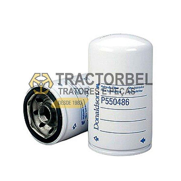 Filtro Hidráulico da Transmissão - Donaldson - P550486
