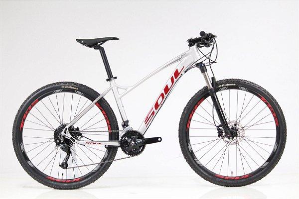 Bicicleta Aro 27,5 Soul Cycles SL 227F Shimano Altus 9v