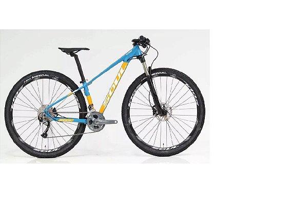 Bicicleta Aro 29 Soul Cycles SL 329F Shimano Alivio 27v