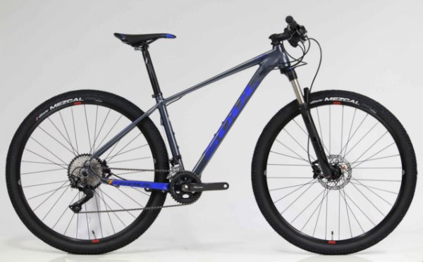 Bicicleta Aro 29 Soul Cycles SL 529 Shimano Deore 10v