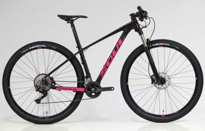 Bicicleta Aro 29 Soul Cycles SL 529F Shimano Deore 10v