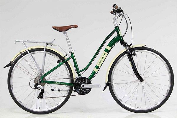 Bicicleta Aro 700 Soul Cycles Amsterdam Retrô Shimano Tourney