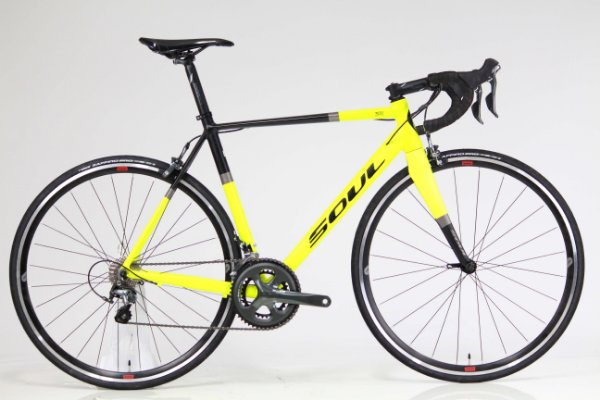 Bicicleta Soul Cycles 3R1 Shimano Tiagra