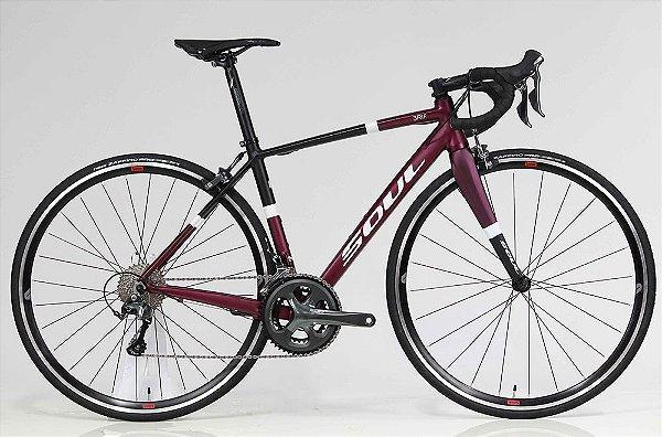 Bicicletaria Soul Cycles 3R1F Shimano Tiagra
