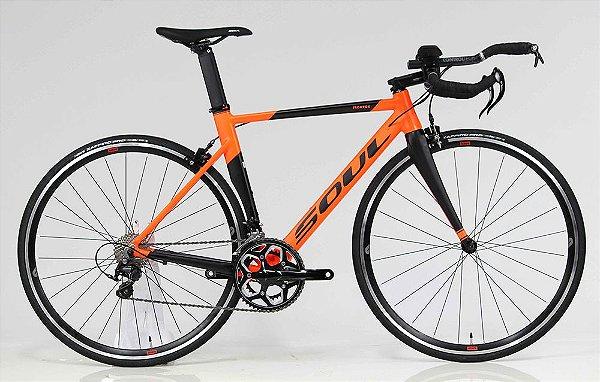 Bicicleta Soul Cycles Ironfox Shimano Dura Ace e 105