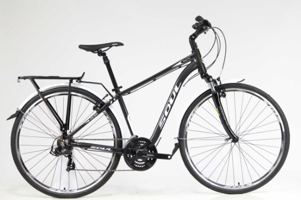 Bicicleta Soul Cycles Miracle 700c Shimano Tourney