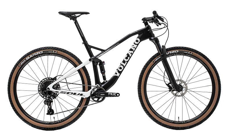 Bicicleta Soul Volcano Carbon 12V Sram NX (CUSTOM)