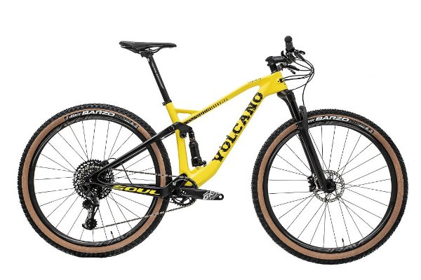 Bicicleta Soul Volcano Carbon 12V Sram GX (CUSTOM)