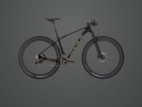 Bicicleta Soul Vesuvio Carbon 22V Shimano XTR (Custom)