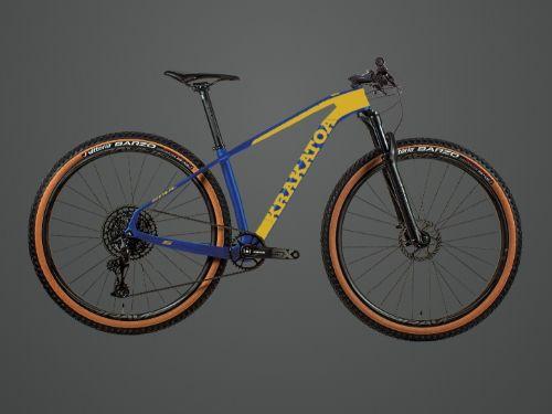 Bicicleta Soul Krakatoa Carbon 12V Sram SX (Custom)