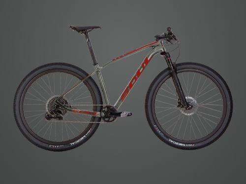 Bicicleta Soul Krakatoa Carbon 12V Sram GX (Custom)