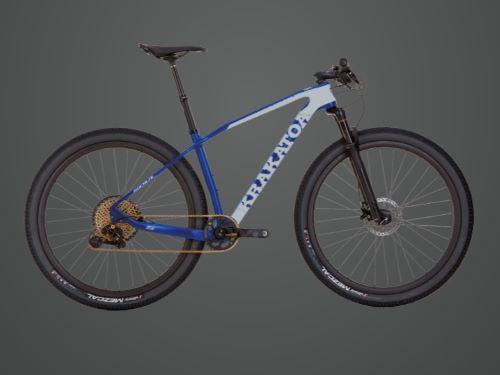 Bicicleta Soul Krakatoa Carbon 12V Sram XX1 (Custom)