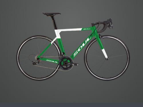 Bicicleta Soul 3R3 Carbon 22V Sram Force (CUSTOM)