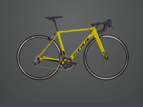Bicicleta Soul 3R4 Carbon 22V Sram Red AXS (CUSTOM)