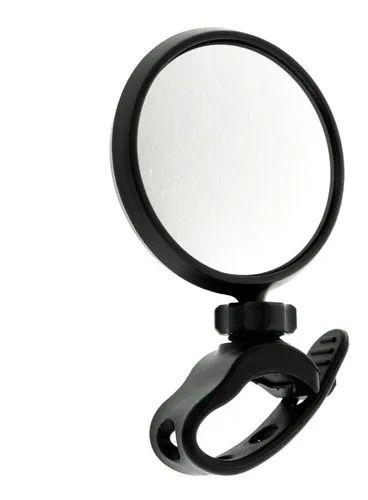 Espelho Retrovisor para Bike Convexo Redondo 360° Absolute