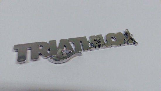 Emblema Triathlon