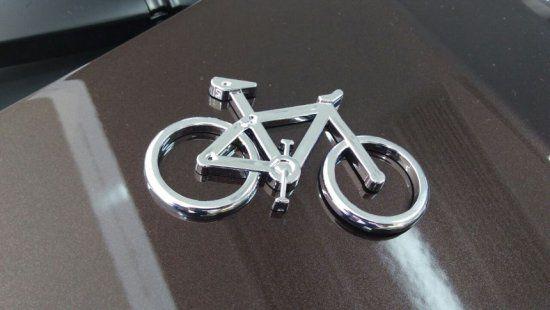 Emblema Bike