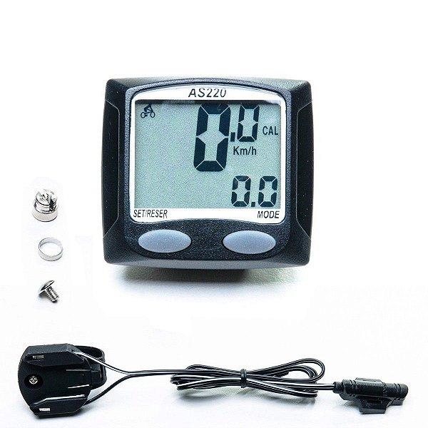 Velocímetro Digital Assize 11 Funções AS220